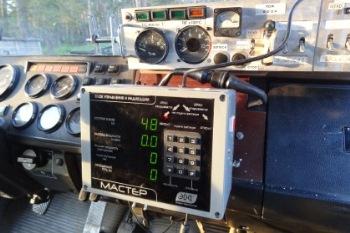 Автоматизированная система управления расхода рабочей жидкости